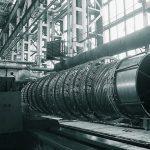 Изготовление маслоотделительного цилиндра турбогенератора ТВМ-500