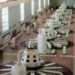 irkutsk hydropower station