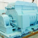 Pressurized Synchronous Motor SDP-10-8000-2UHL4