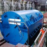 160 MW Turbo Generator at ELSIB Testing Site