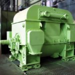 Induction Motor 4AZMA-5000/6000 UHL4 for Nuclear Power Plants