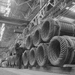 Статоры двигателей в производстве
