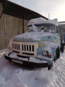 Автомобиль грузовой бортовой ЗИЛ 431410 г/н  С517СВ54