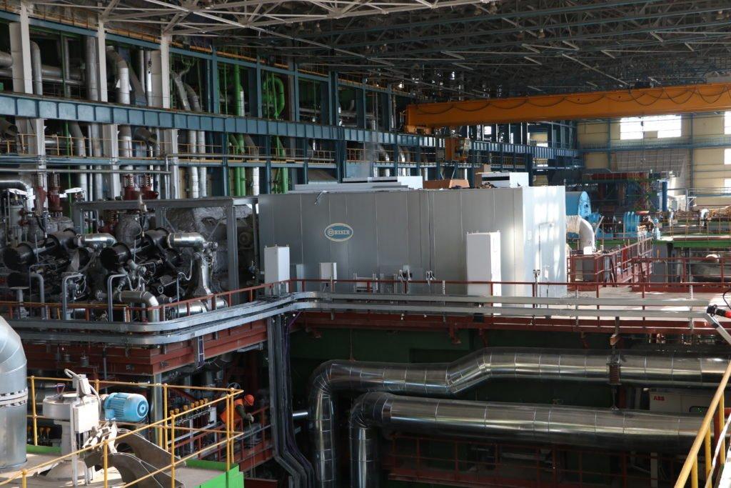 Турбогенератор производства «ЭЛСИБ» успешно прошел испытания на Гродненской ТЭЦ-2 (Беларусь)