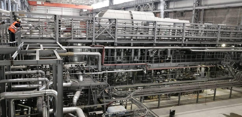 Турбогенератор ЭЛСИБа на Приморской ТЭС синхронизирован с энергосистемой Калининградской области